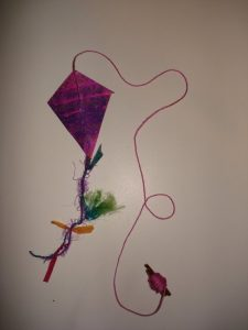 Making Fairy Kites | Garden Fairy Project Blog | GardenFairies.ca