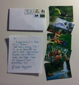 A Letter from a Fairy - Garden Fairy Project Blog - GardenFairies.ca