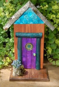 Fairy Door, Hobbit Home, Pixie Portal, Gnome Home - GardenFairies.ca