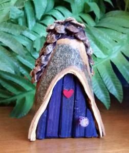 Woodland Fairy Door, Fairy Doors, Garden Fairy Doors, Fairy Door, Hobbit Hole, Pixie Portal, Gnome Home - GardenFairies.ca