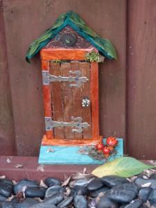How It All Started - Fairy Door - GardenFairies.ca