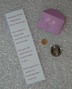 Fairy Penny - Garden Fairy Projects Blog - GardenFairies.ca