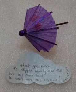 Fairy Umbrella - Projects - GardenFairies.ca