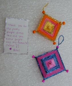 God's Eyes - Fairy Project Blog - GardenFairies.ca