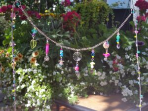 Fairy Garland - GardenFairies.ca