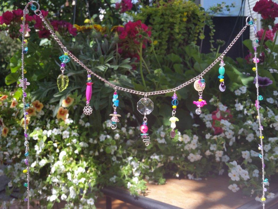 Fairy Garland - GardenFairies.ca