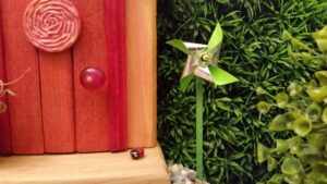 Fairy Pinwheel - Fairy Project Blog - GardenFairies.ca