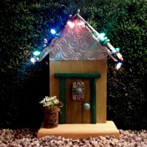 Garden Fairy Doors - Its Beginning To Look A Lot Like Christmas - GardenFairies.ca