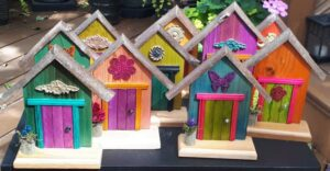 Fairy Door Group - Garden Fairy Doors - GardenFairies.ca