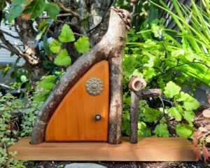 Gnome Home - Garden Fairy Doors - GardenFairies.ca