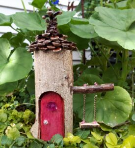Woodland Door - Garden Fairy Doors - GardenFairies.ca